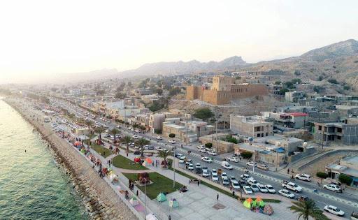 بندر سیراف بوشهر