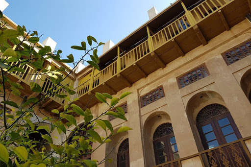 عمارت های قدیمی بوشهر