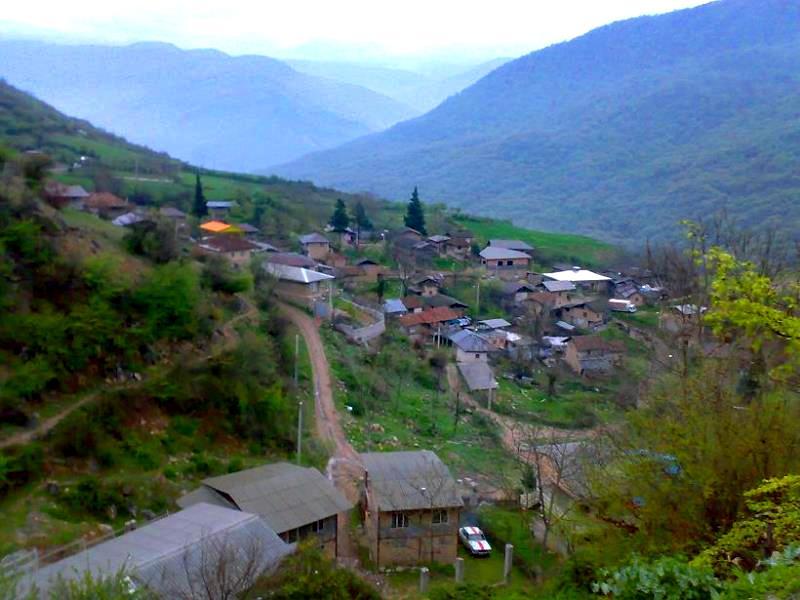 جاهای دیدنی علی آباد کتول
