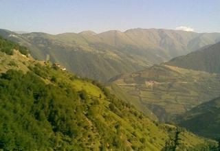 1 77 320x220 - روستای هنزا ، طبیعتی زیبا در رابر کرمان | Hanza