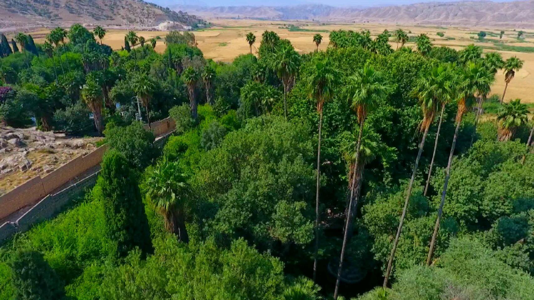 باغ عمران چرام