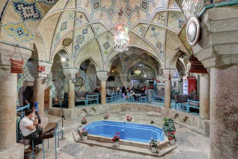 حمام وکیل کرمان