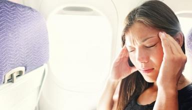 چه بیمارانی نباید سوارهواپیما شوند