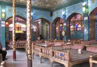 بهترین رستوران جاده تهران اصفهان