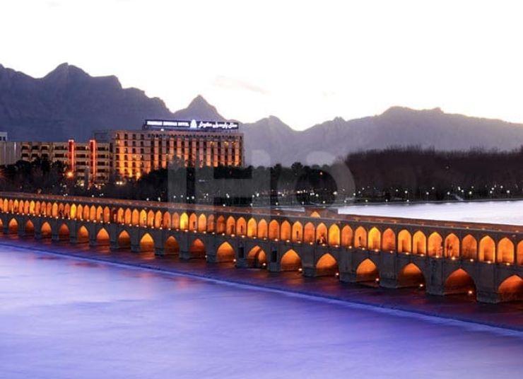 لوكس ترين هتل هاي اصفهان