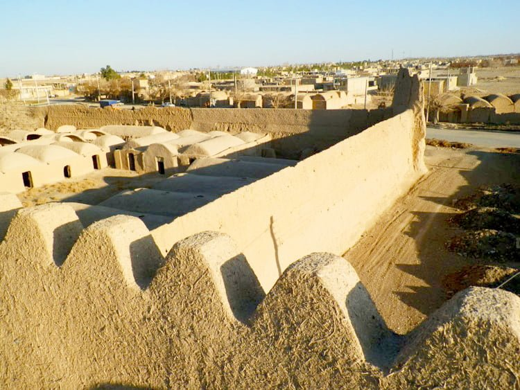 دیدنی های هرات یزد