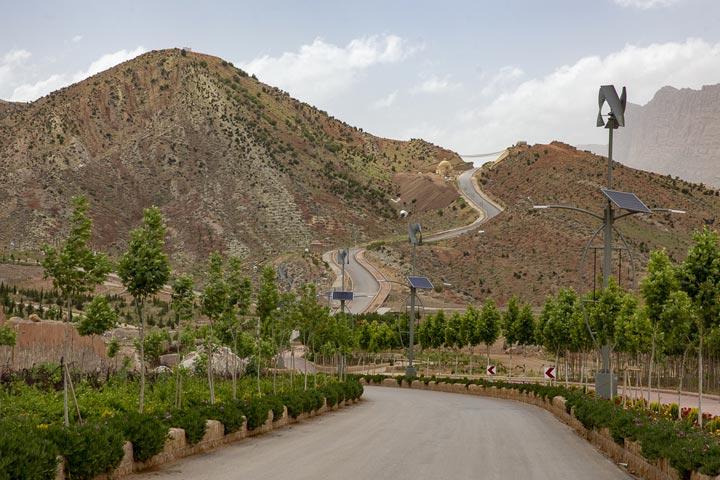 جاهای تفریحی شیراز