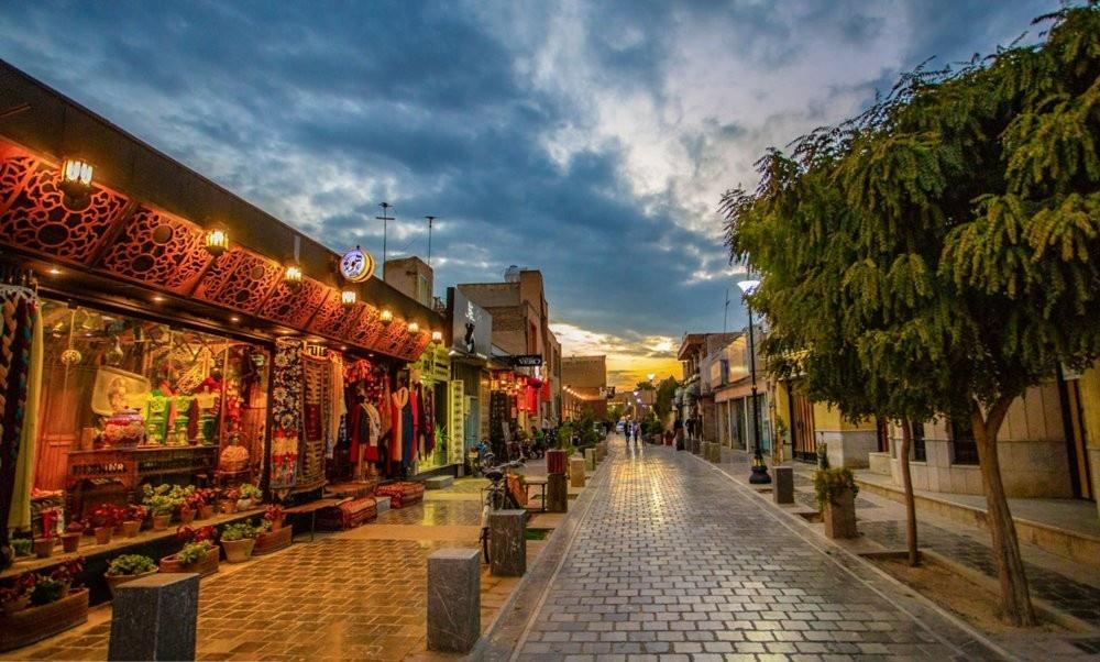 جاهای تفریحی اصفهان