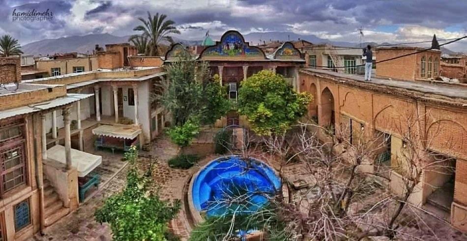 خانه سعادت شیراز