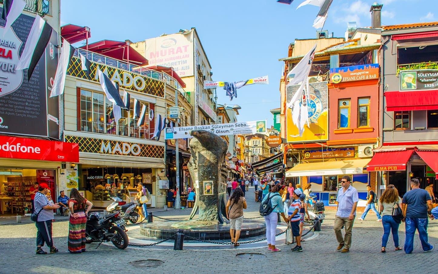 محله بشیکتاش استانبول