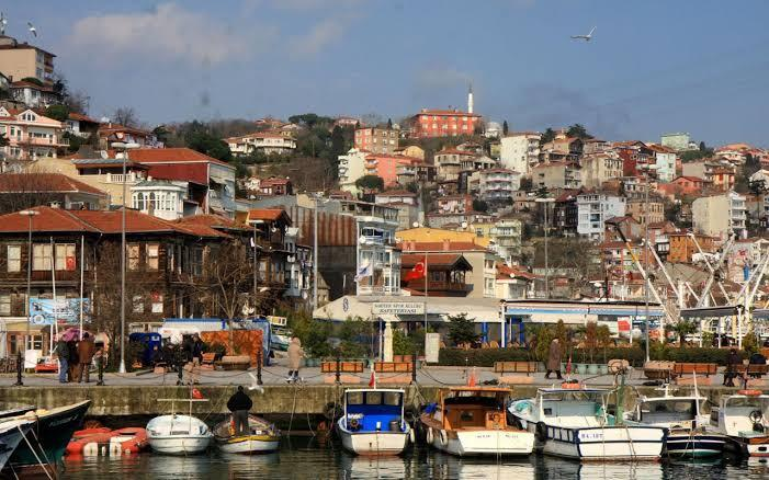 منطقه ساری یر استانبول