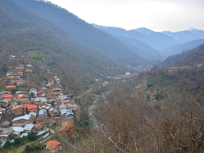روستای هلی دشت مازندران