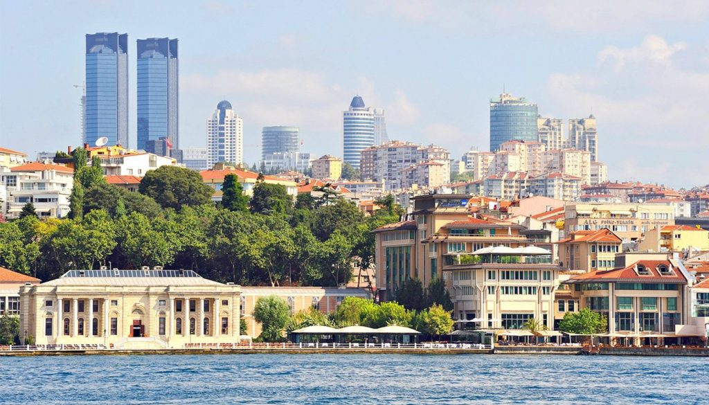 منطقه شیشلی استانبول