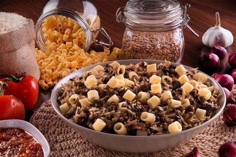 غذاهای کشور مصر