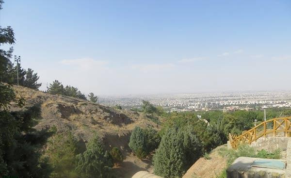 پارک وحش صفه اصفهان