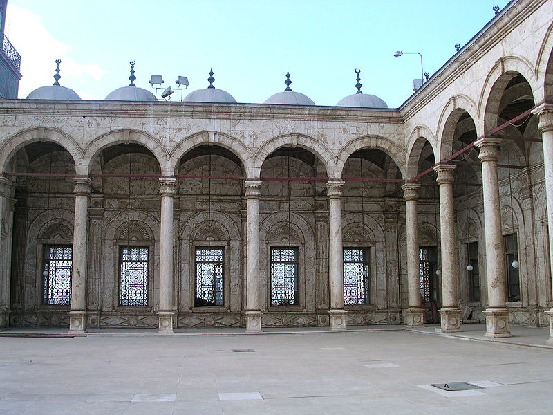 مسجد محمد علی پاشا