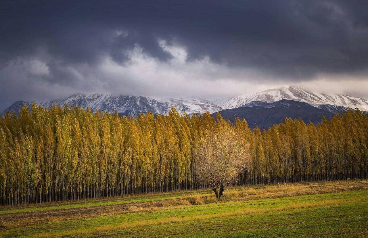 روستای حشمت آباد دورود