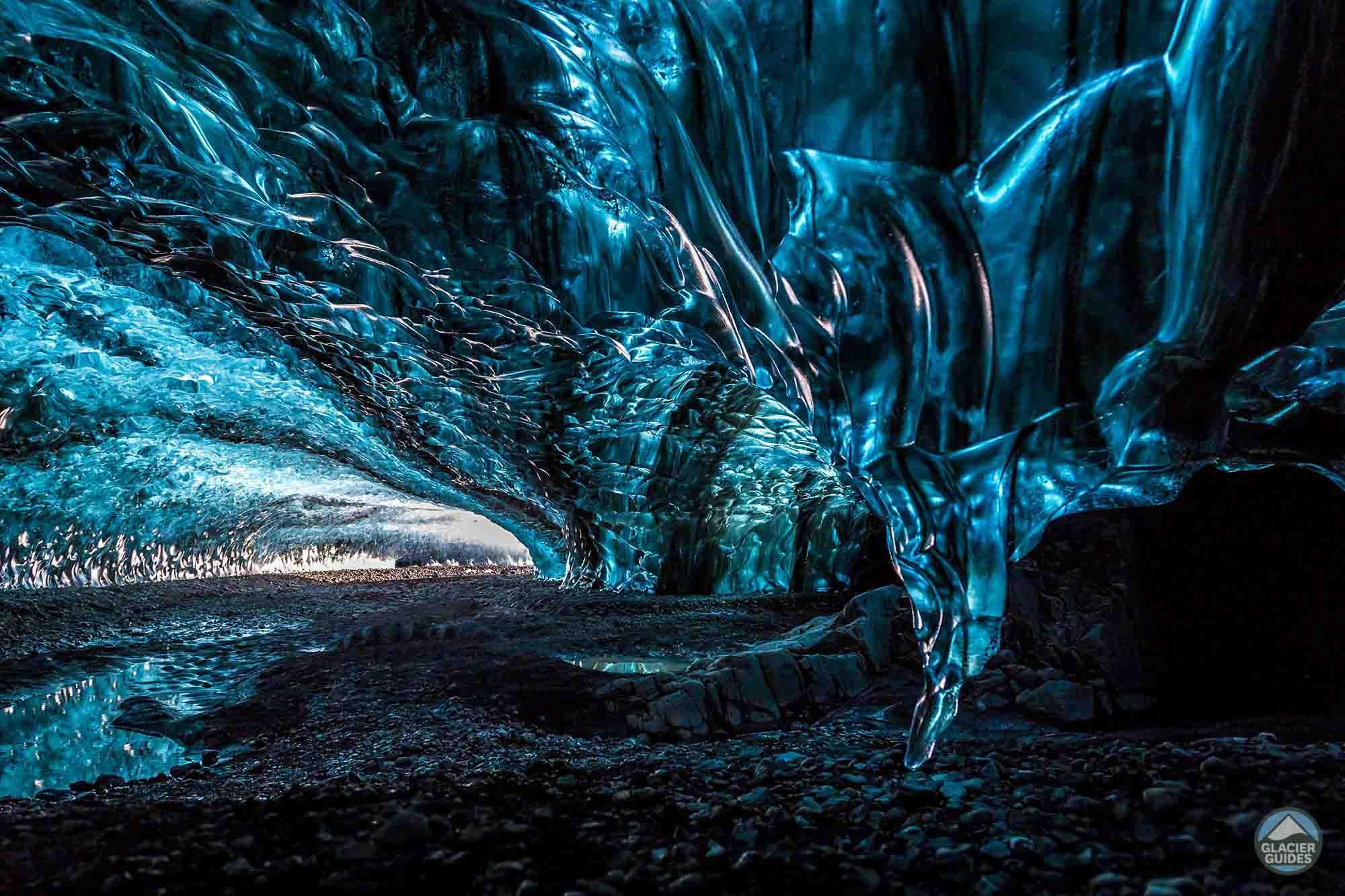 غار کریستالی ایسلند