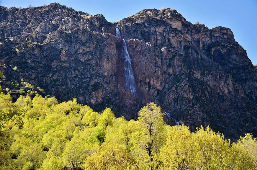آبشار تاف لرستان