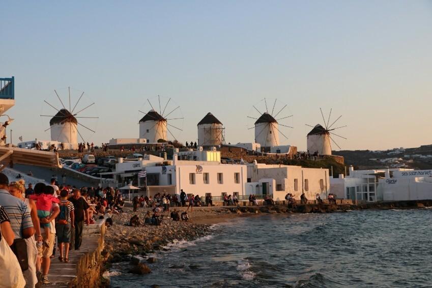 جزیره میکونوس