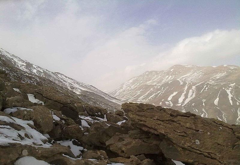 کوه گرین دلفان