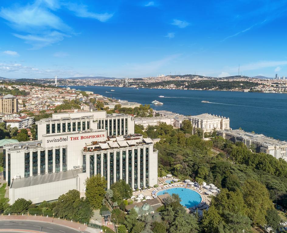 هتل سوئیس اوتل بوسفوروس استانبول