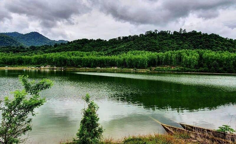 دریاچه سراگاه تالش