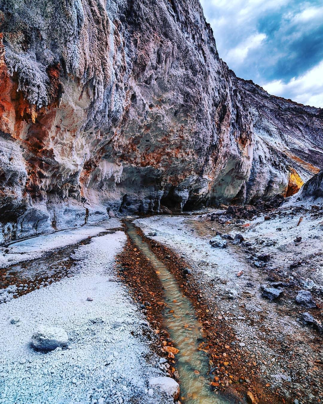 غار خرسین بندرعباس