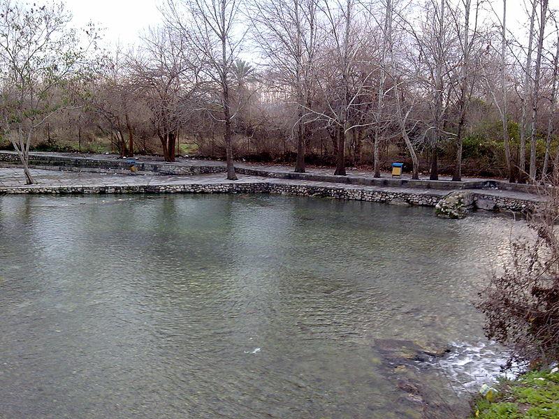 چشمه سرآب اردشیر