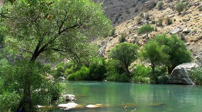 چشمه ابوالمهدی