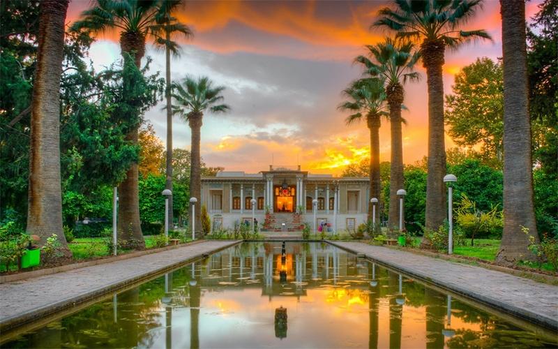 زیباترین باغ های ایران