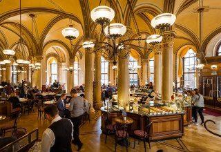 کافه سنترال وین
