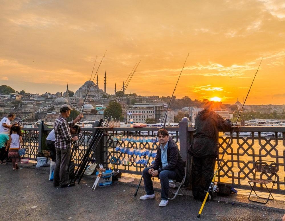 پل گالاتا استانبول