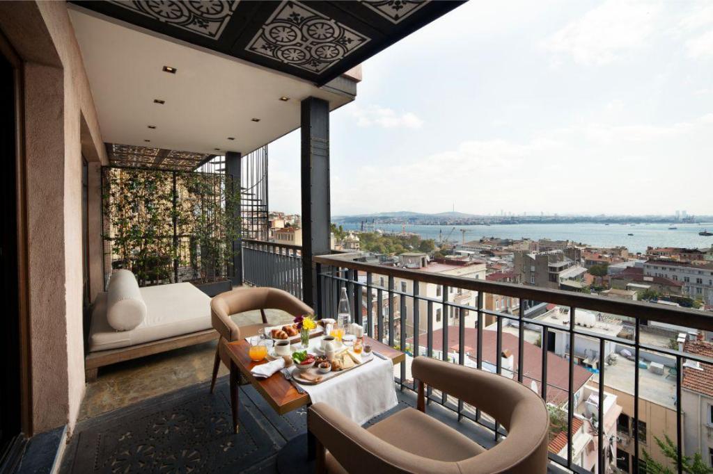 هتل جورجز گالاتا استانبول