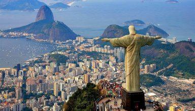 مجسمه حضرت مسیح برزیل