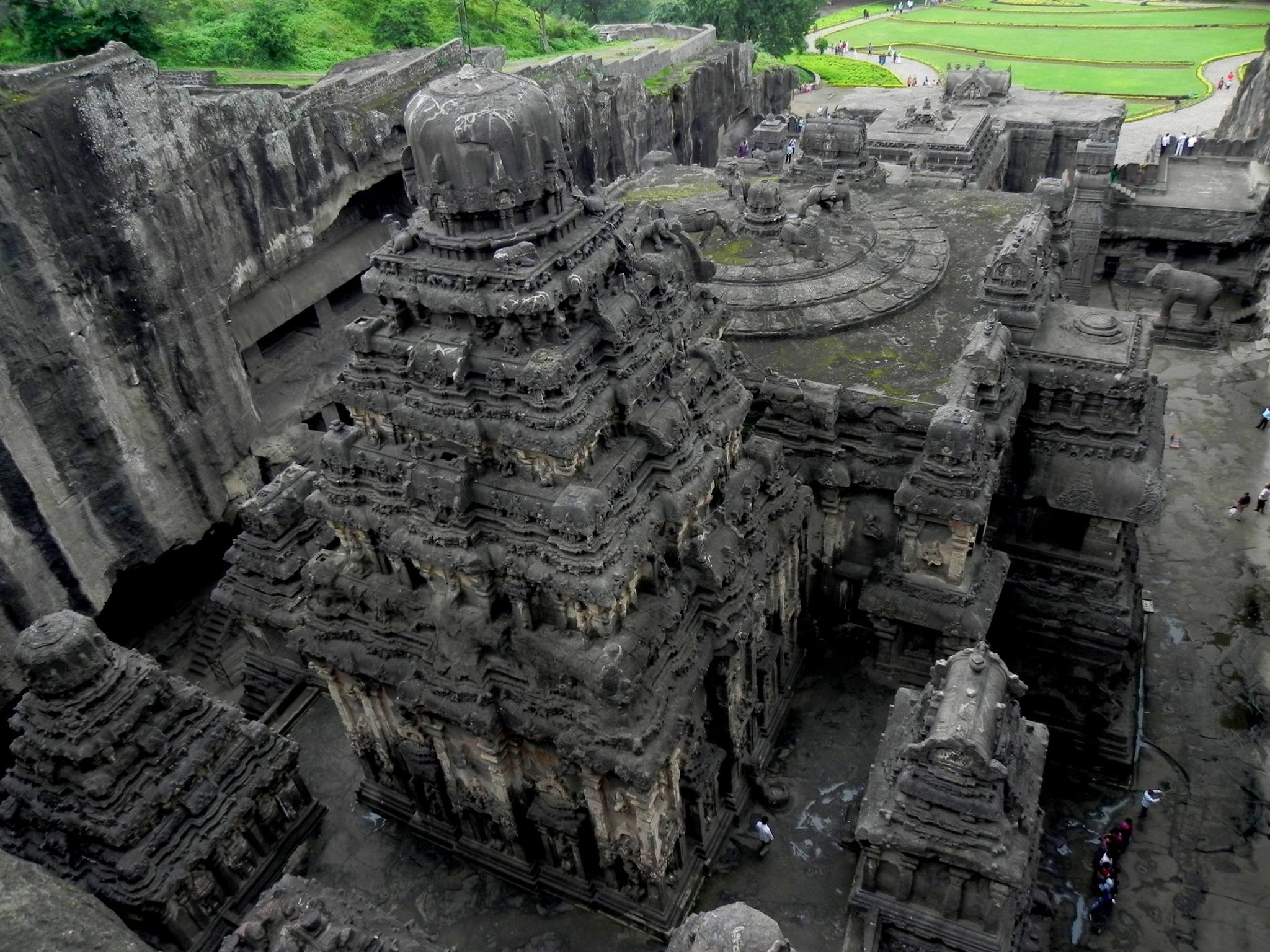معبد کایلاسا