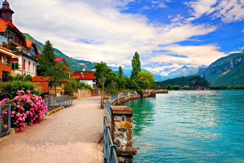دریاچه ژنو