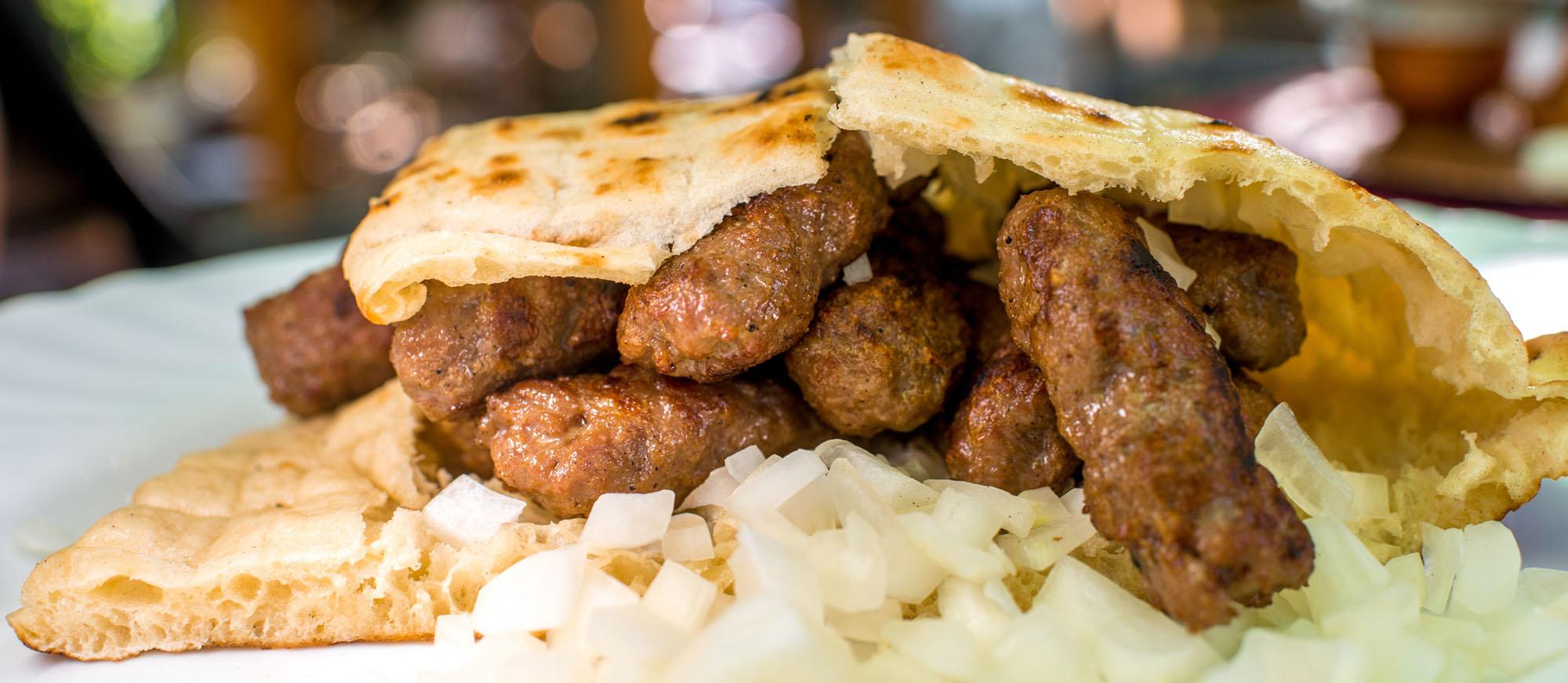 غذاهای معروف صربستان