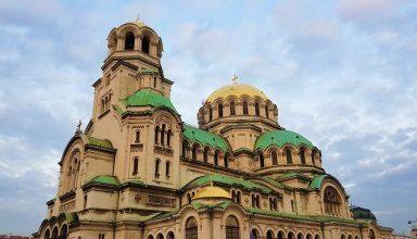 کلیسای الکاساندر نوسکی صوفیه