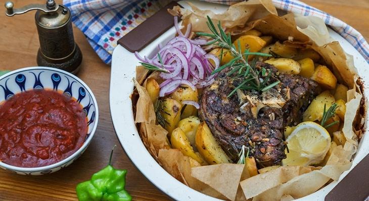 غذاهای سنتی یونان