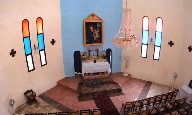 کلیسای آنتوان مقدس نور