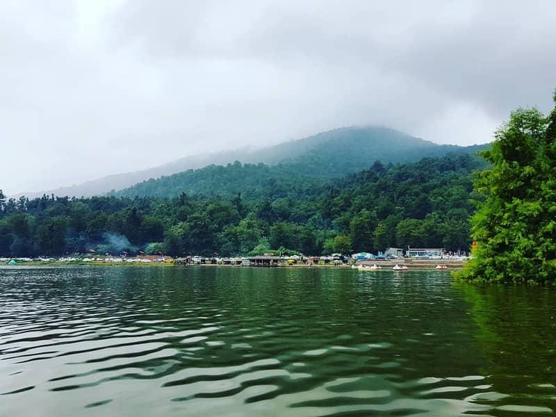 دریاچه سد آویدر