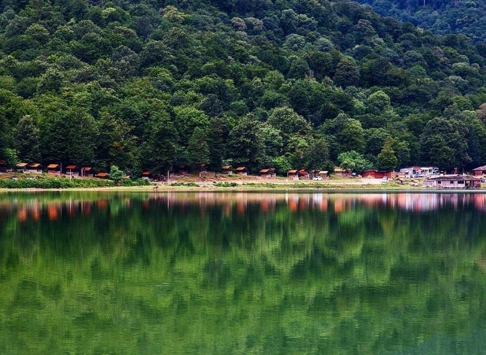 دریاچه سد آویدر - Photo: Mohammad Zargartalebi