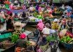 بازار شناور اندونزی