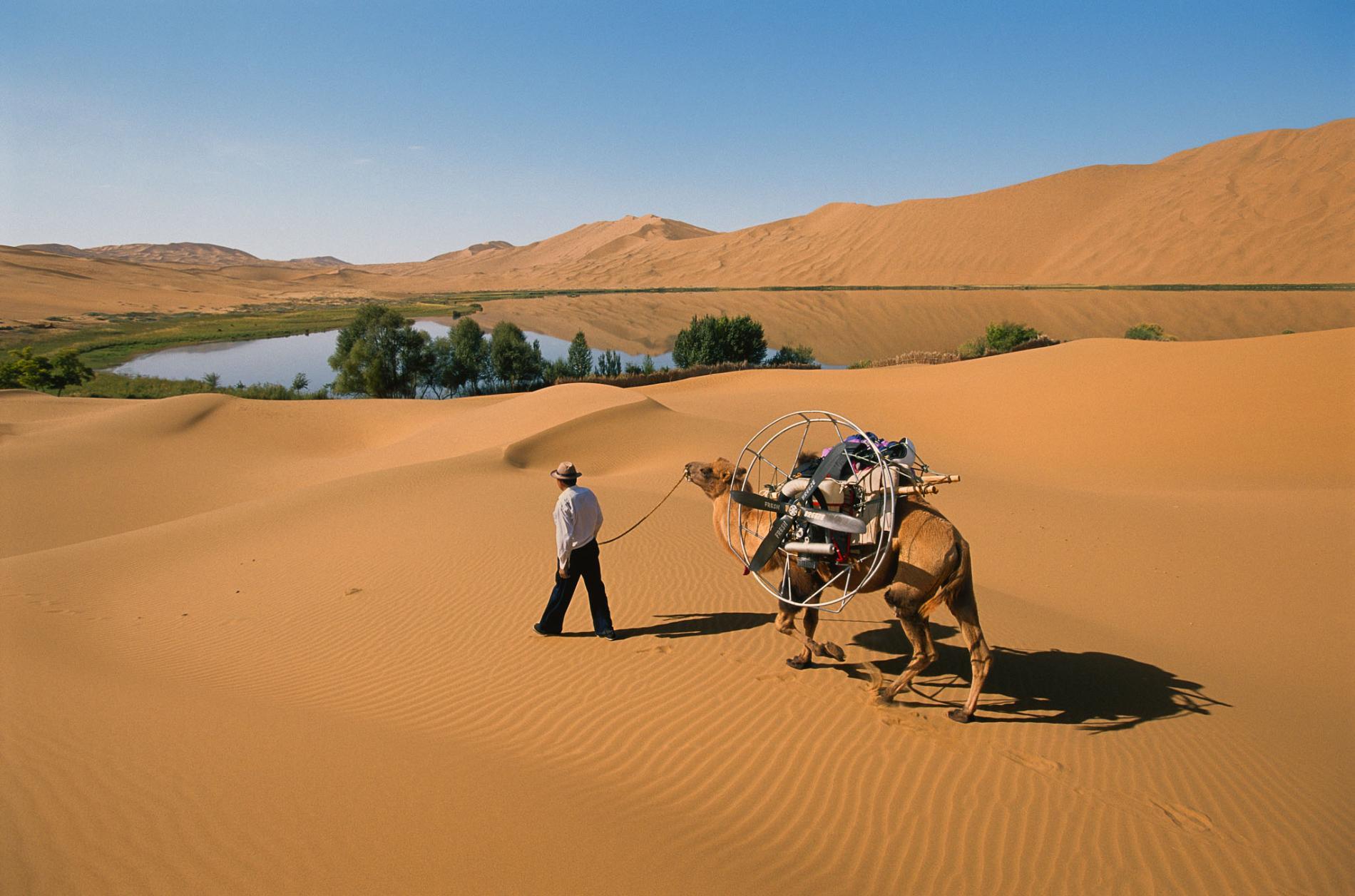 جاهای دیدنی مغولستان