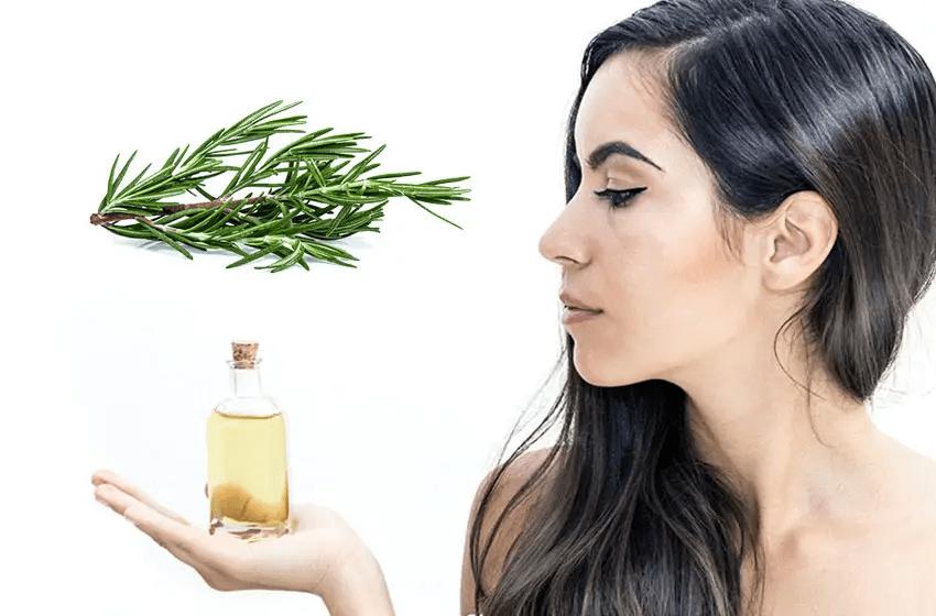 خاصیتهای درمانی شگفت انگیز و فواید روغن رزماری برای مو