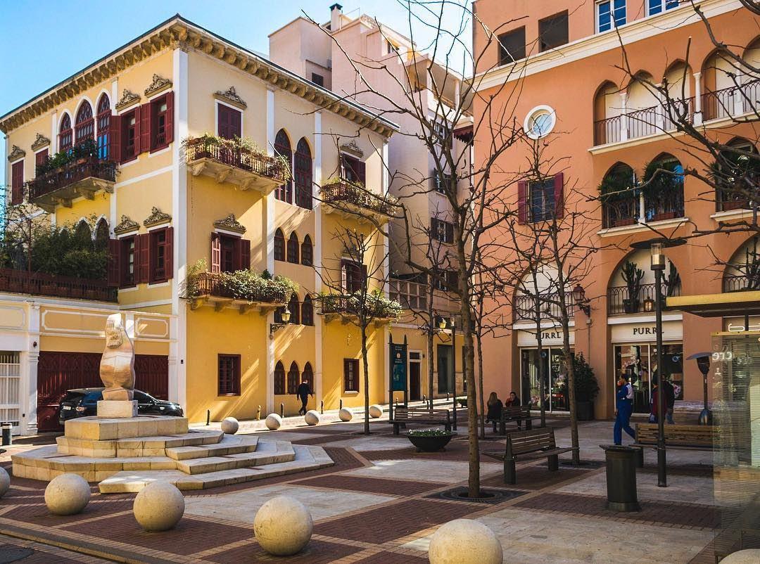جاهای دیدنی بیروت