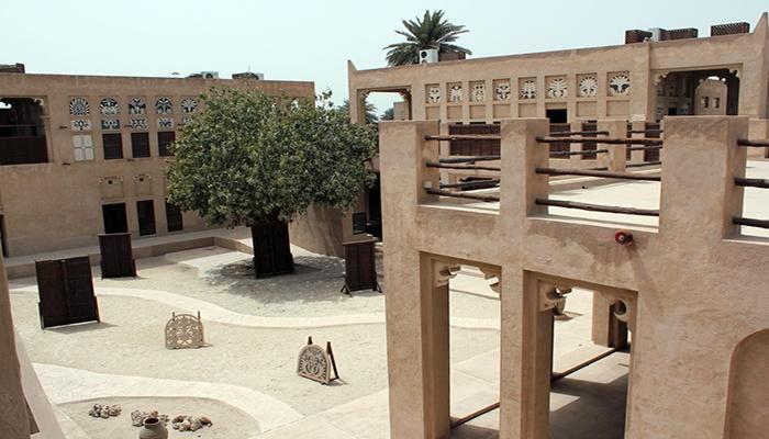 خانه شیخ سعید آل مکتوم