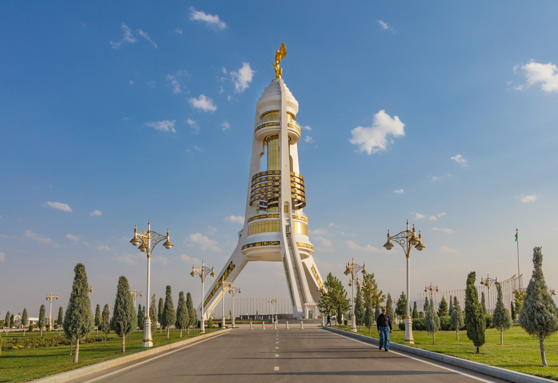 جاهای دیدنی ترکمنستان