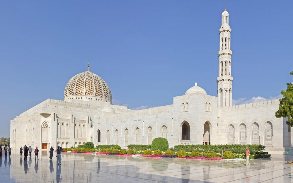 جاهای دیدنی عمان